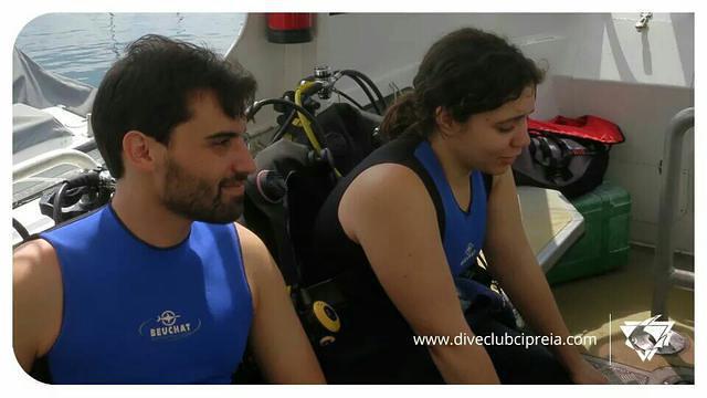 Cipreia LDA - Dive Center in Portugal