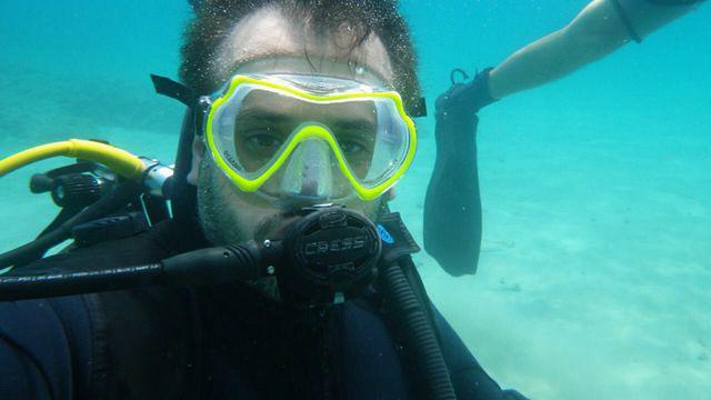 Diving in Spain, Comunidad Valenciana - By Aitor Llano